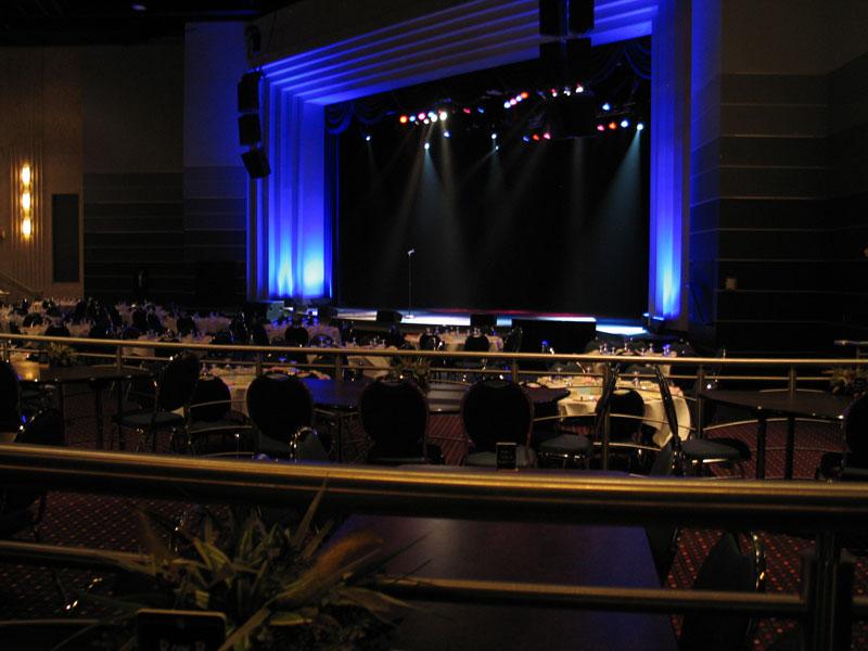 Casino regina show lounge seating map
